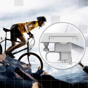 Image 4 - AntiShock Impermeabile Della Bicicletta Supporto Del Telefono Supporto Del Basamento Del Telefono per iPhoneX 8 7 5 s 6 s Moto GPS Holder Supporto telefono Moto
