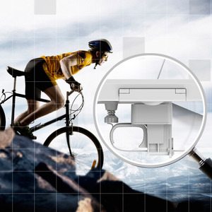 Image 4 - アンチショック防水自転車電話ホルダー電話スタンドサポート用iphonex 8 7 5 s 6 sオートバイgpsホルダーサポート電話モト