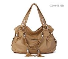 2015 nouveau sac à main de couleur de sucrerie soirée femmes sac bolsos mujer mode ruché gland épaule sac handtassen designer marque sac à main
