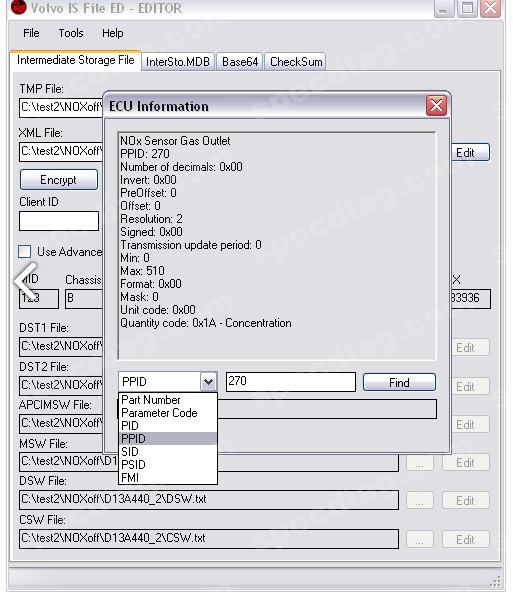 Stockage intermédiaire fichier ENCRYPTOR/DECRYPTOR (editeur) v0.3.2 + tout Flash 7.7 GB + tutoriels pour volvo