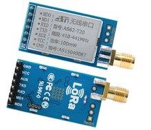 2 pcs lot free shipping SX1278 SX1276 433MHZ uart rf module