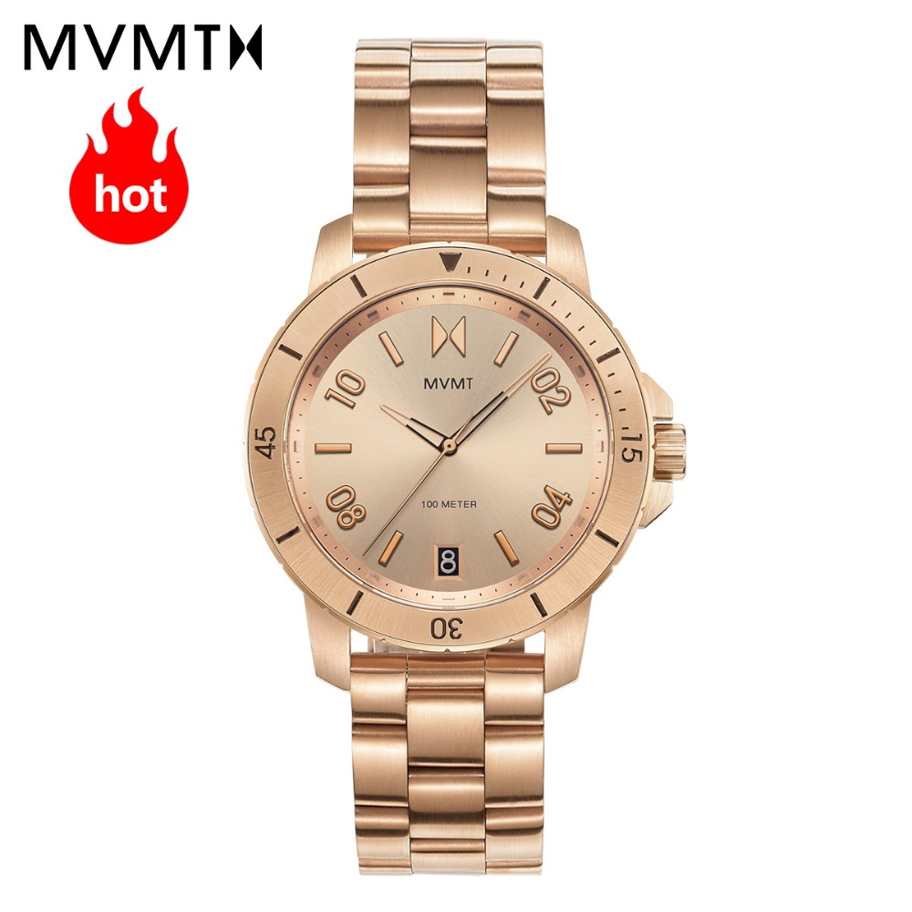 MVMT watch | Official flagship store Genuine fashion sports simple students men's male watch waterproof quartz watch xiejiaer flagship store 8502 xxxl no