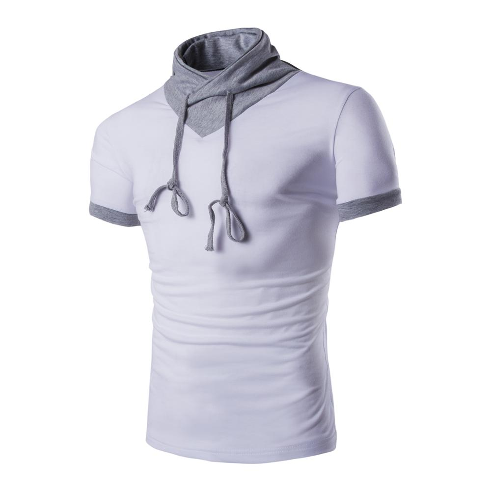 Shirt design with collar