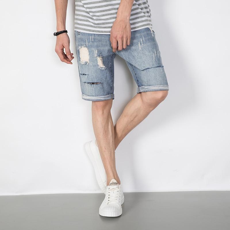 Online Get Cheap Blue Jean Shorts Men -Aliexpress.com | Alibaba Group