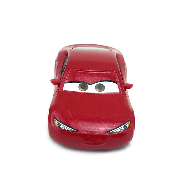 DISNEY PIXAR CARS NATALIE CERTAIN NEW WITHOUT THE PACKAGING