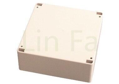 Пластиковые электронные проект box (5 шт.) 160*160*90 мм высокое качество марка box корпусов для электроники для pcb коробки распределительные