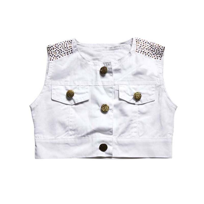 70363a01d Children Clothing Girls Dresses + Jacket Sets Jeans Baby Sets Summer ...