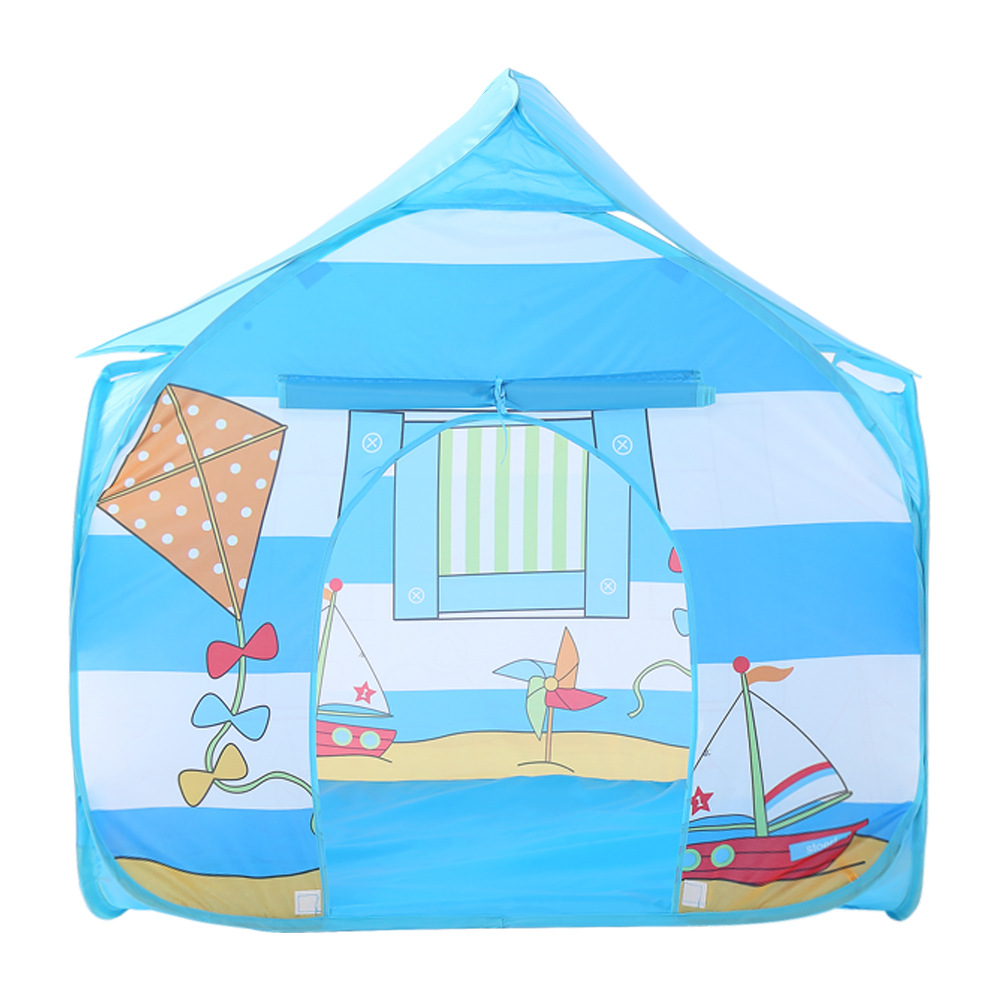 YARD Toys Kids Tents for Kids Children Summer Beach Outdoor/Indoor Fun Sports Tipi Tents Play House Folding Tents for Play Gift outdoor puzzle folding mongolia bag game house tents