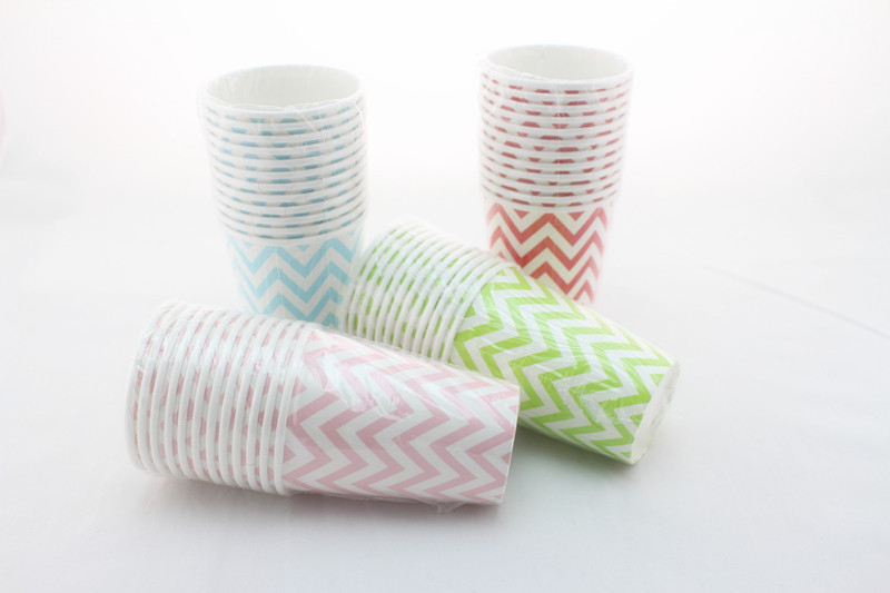 Free Shipping!!! <font><b>9</b></font> OZ <font><b>Paper</b></font> Coffee <font><b>Cups</b></font> Wedding Baby Shower Party Supplies <font><b>Blue</b></font> <font><b>Paper</b></font> <font><b>Cups</b></font>