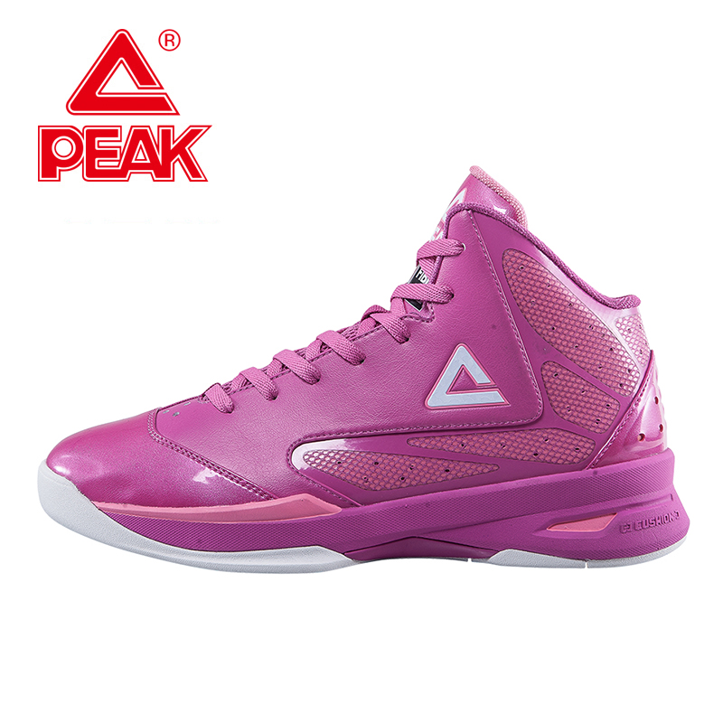 PEAK SPORT Speed Eagle IV New Concept Models Men Women Basketball Shoes Cushion-3 REVOLVE Tech Sneakers Breathable Athletic Boot peak sport lightning ii men authent basketball shoes competitions athletic boots foothold cushion 3 tech sneakers eur 40 50