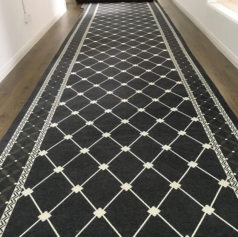 NOUVEAU Européenne porte tapis tapis hôtel Couloir Tapis Chambre Salon Table à Thé Tapis Cuisine Salle De Bain Antidérapant Tapis