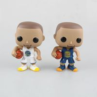 10cm Nba All Star Player Stephen Curry Action Toy Figures NBA Figure 2k Los Golden State