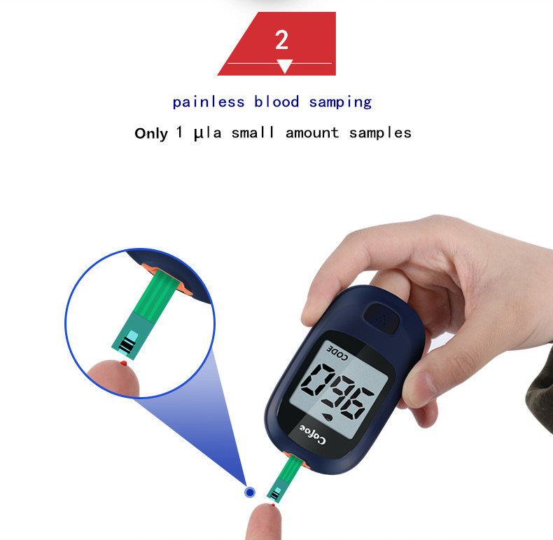 High Quality glucose monitor