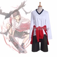 K Return Of Kings Yata Misaki Cosplay Costume Full Set With Hat