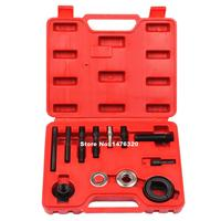 12PCS AUTOMOTIVE STEERING WHEEL PULLEY PULLER INSTALLATION REMOVAL TOOL SET AT2050
