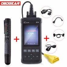 Produkteinführung X431 CreaderCR619 Obd2 Scanner Creader CR619 ABS SRS Auto-diagnosewerkzeug Mit OBD2 Diagnosekabel Geschenk