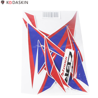 KODASKIN Motorcycle Fairing Stickers Emblem CBR Decals for Honda CBR1000RR 2012 2014