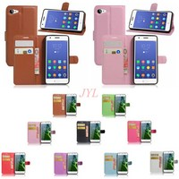 Wallet Stand Flip Cover For Lenovo ZUK Z2 5.0 Inch PU Leather Magnetic With Card For Lenovo ZUK Z2 5.0 Inch