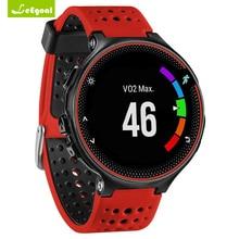 Leegoal Watch Band Strap For Garmin Forerunner Silicone Bracelet Watchband Forerunner 220/230/235/620/630 Smart Accessories