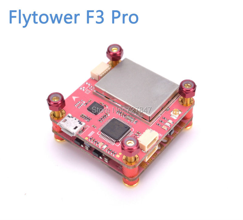 Flytower F3 Pro Flight control Integrated OSD + 4 in 1 4in1 40A ESC BLHeli_S 2-4s Support Dshot 150/300/600 For FPV Racing Drone high quality flytower f3 flight controller 25 200 400mw switchable fpv transmitter osd dshot 30a 4 in 1 esc pdb