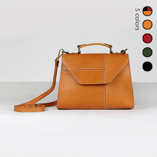 Fashion Women Shoulder Bag Candy Colored Crossbody Messenger Bag High Quality Vintage Designer Handbag Bag