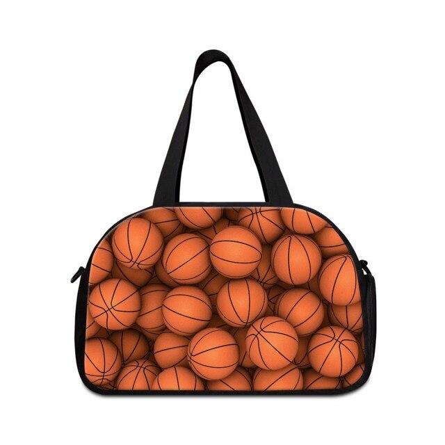 Grande Capacidade de Saco de Ombro Duffle Sacos De Viagem Bagagem para Homens Esfriar Basketbally Tote Sacos De Fim De Semana Saco de Viagem para Adolescentes