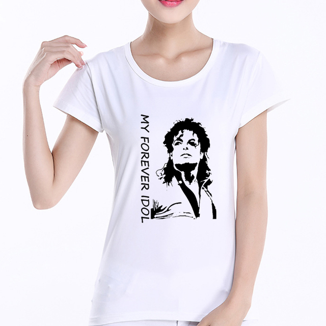 michael jackson women's t shirt