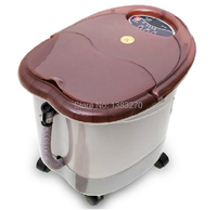 Fully automatic massage foot bath foot basin electric heated foot cleaner spa bath massage machine