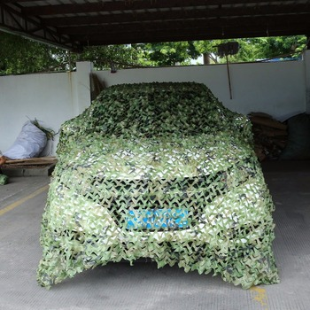 Camouflage Net Army Military Camo Net Car Covering Tent Hunting Blinds Netting Jungle/Desert/White Cover Conceal Drop Net Newest