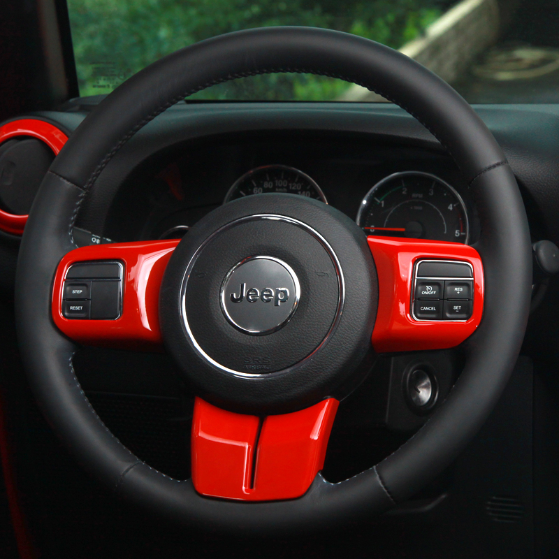 Online buy wholesale jk wheels from china jk wheels for Interior jeep accessories