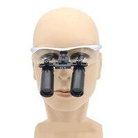 """360 מ""""מ 420 מ""""מ החדש 6X זכוכית מגדלת רפואית שיניים כירורגי משקפת זכוכית מגדלת זכוכית מגדלת כירורגי בדיקה כירורגית כלי דם-בזכוכיות מגדלת מתוך כלים באתר"""