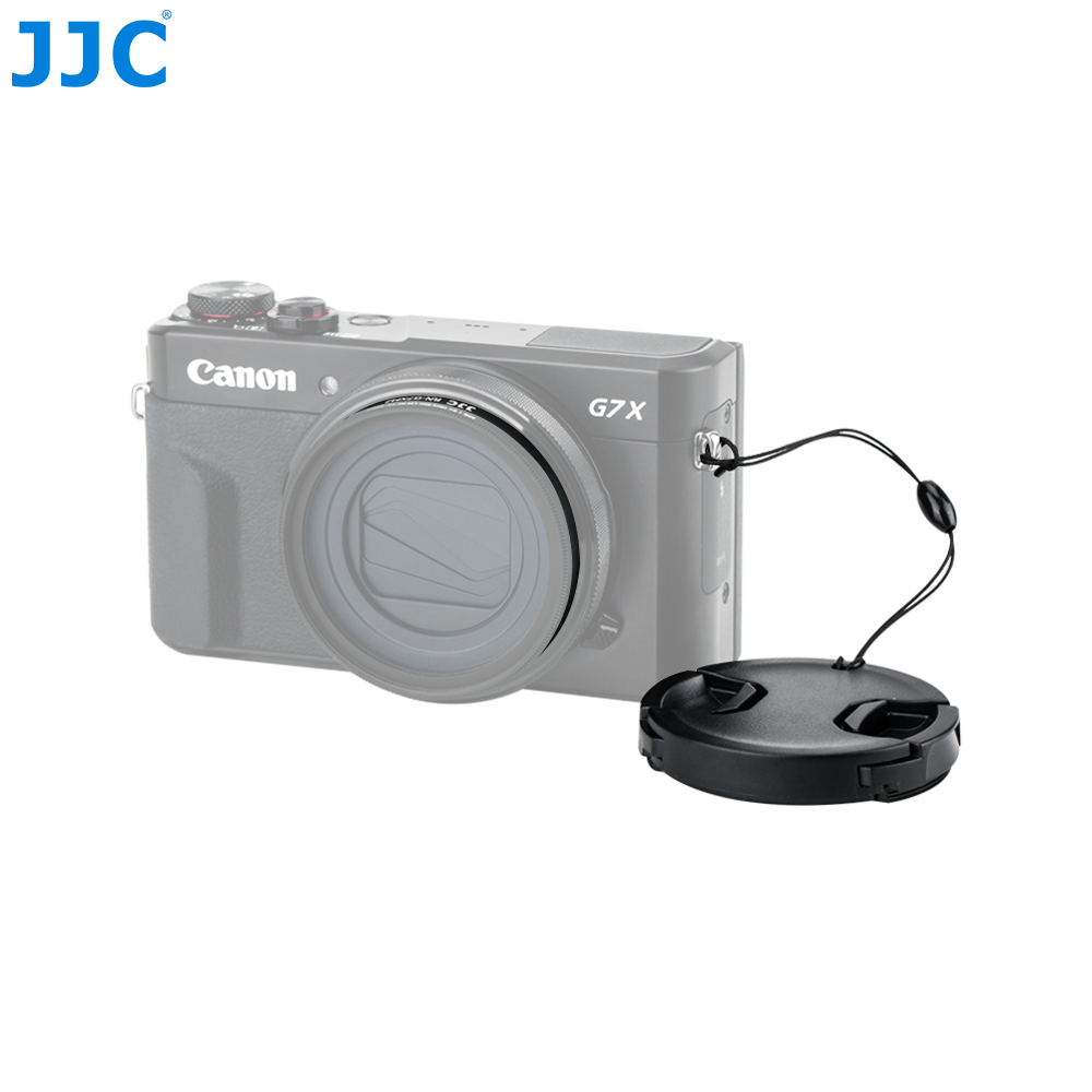 G7X JJC RN-G7XM2 49mm Metal Filter Ring Adapter with Lens Cap /& Lens Cap Keeper for Canon PowerShot G5X and G7X Mark III Canon G7X III Filter Adapter Canon G7X II Filter Adapter G7X Mark II