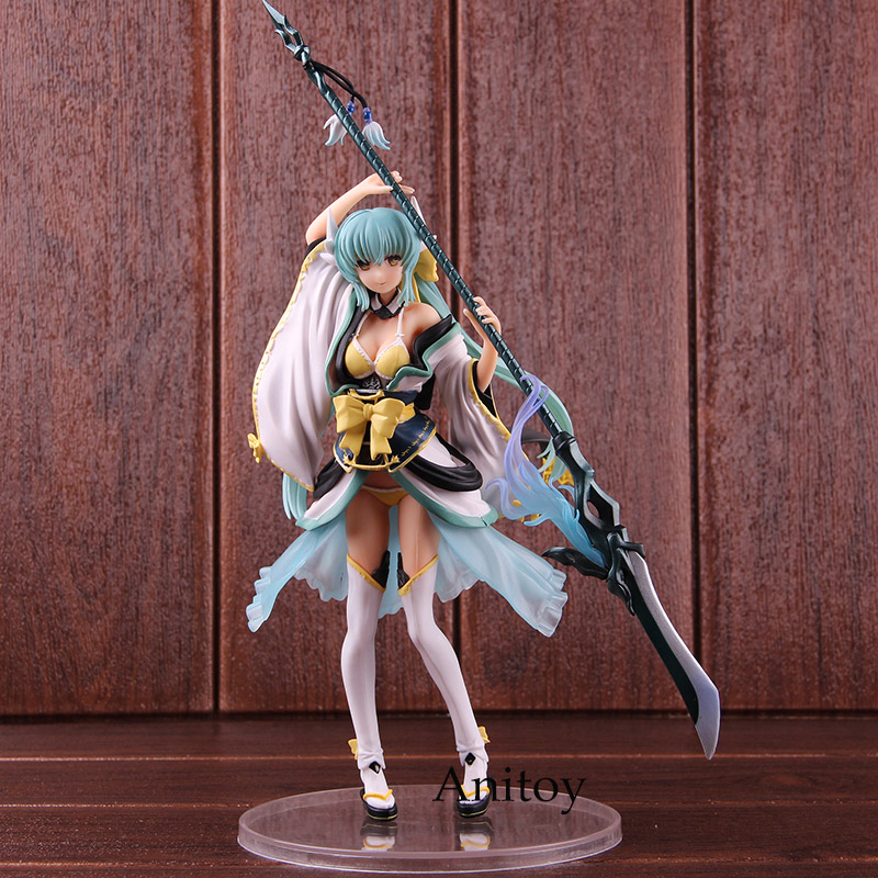 Anime Fate Grand Order Lancer Kiyohime 1/7 Scale Pre-Painted Figure PVC Fate Action Figure Collectible Model Toy цена 2017