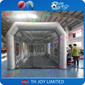 8*4*3mH  inflatable car paint  spray booth,inflatable  spray paint tent for car
