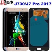 Display For Samsung Galaxy J7 Pro J730 J730F LCD Touch Screen Digitizer Assembly For Samsung J7 2017 lcd J730 SM J730F Display