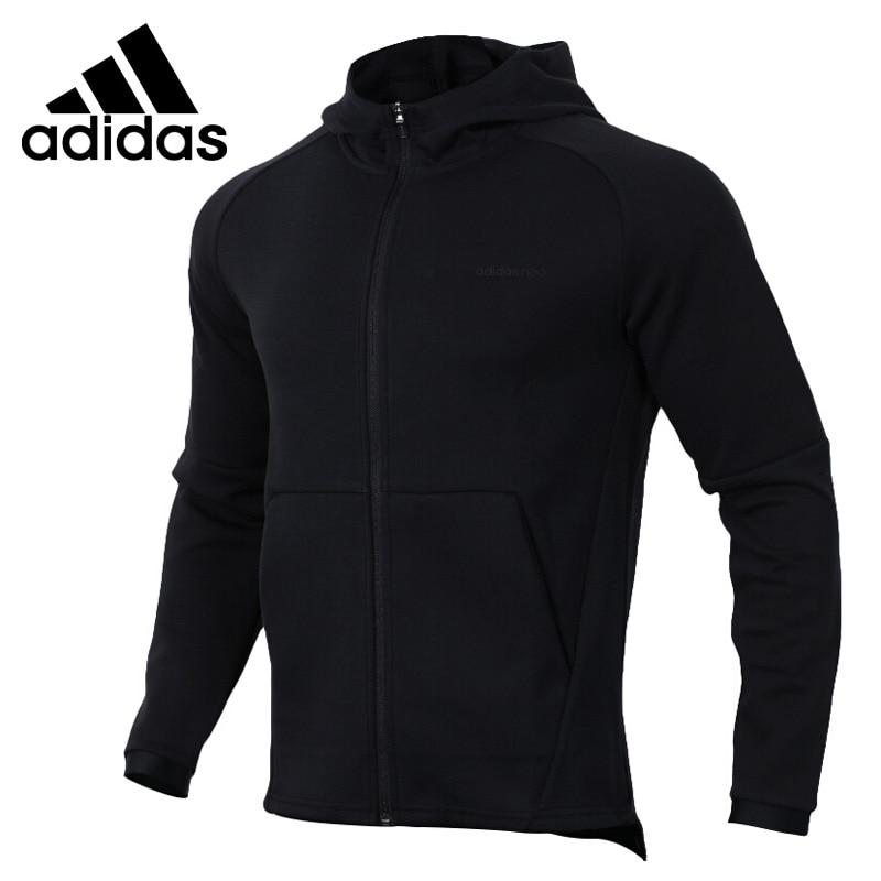 Original New Arrival 2018 Adidas Neo Label M CS ZIP HOODY Men's jacket Hooded Sportswear цена 2017