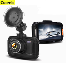 """2017 Nuevo 100% Original 2.7 """"Novatek 96220 Coches DVR FullHD 1080 P Grabador de Vídeo Registrator Cámara Dash Cam g-sensor de Visión Nocturna"""