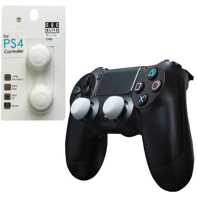 PS4 Silicone Analog Thumb Stick korkidele Sony Playstation 4 kontroller Skull & Co. CQC Elite Thumbstick jaoks PS4 Gamepad © InfoSUM.net Kõik õigused reserveeritud.