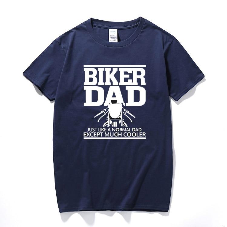 Motorrad biker dad man lustige t shirt weihnachtsgeschenk für vater ...