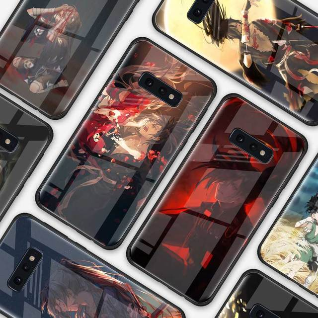 Dororo Tempered Glass Phone Case for Samsung (15 Types)