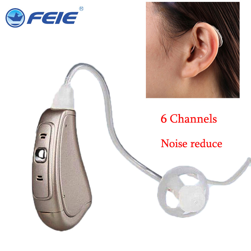 Digital Hearing aid Cheap Hearing Aids Amplifier Open Fit Mini In Ear Machine Portable Elderly Ear Personal Caring MY-19S noise reduce hearing aid open fit digital hearing aids high powerful deaf people aids ear caring my 18s free drop shipping in ru