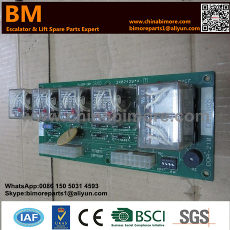 Elevator Board DOR-210 C03160039,DOR 210,DOR210 dor flinger сумка dor flinger 31385a 13