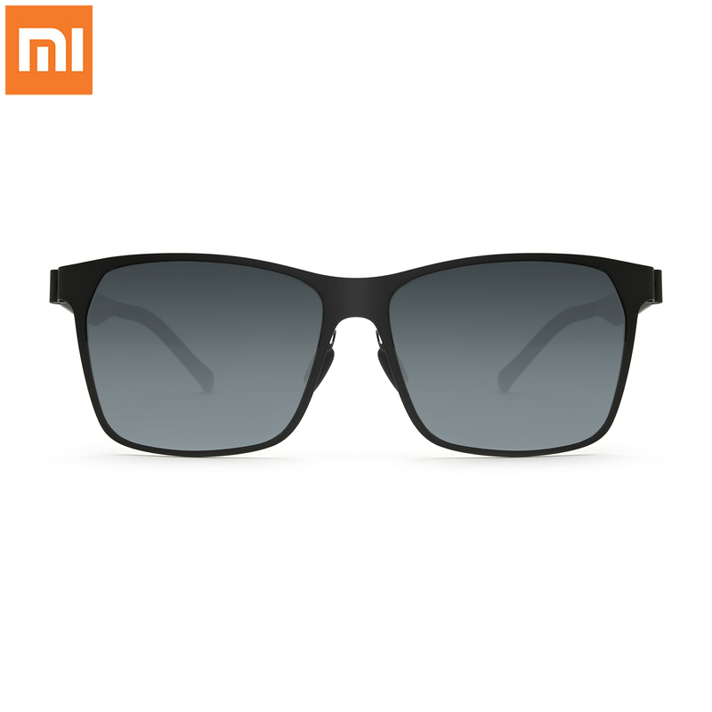 Original Xiaomi TS Nylon Polarized Sunglasses Mijia Customization Ultra-thin Lightweight Designed for Outdoor Travel