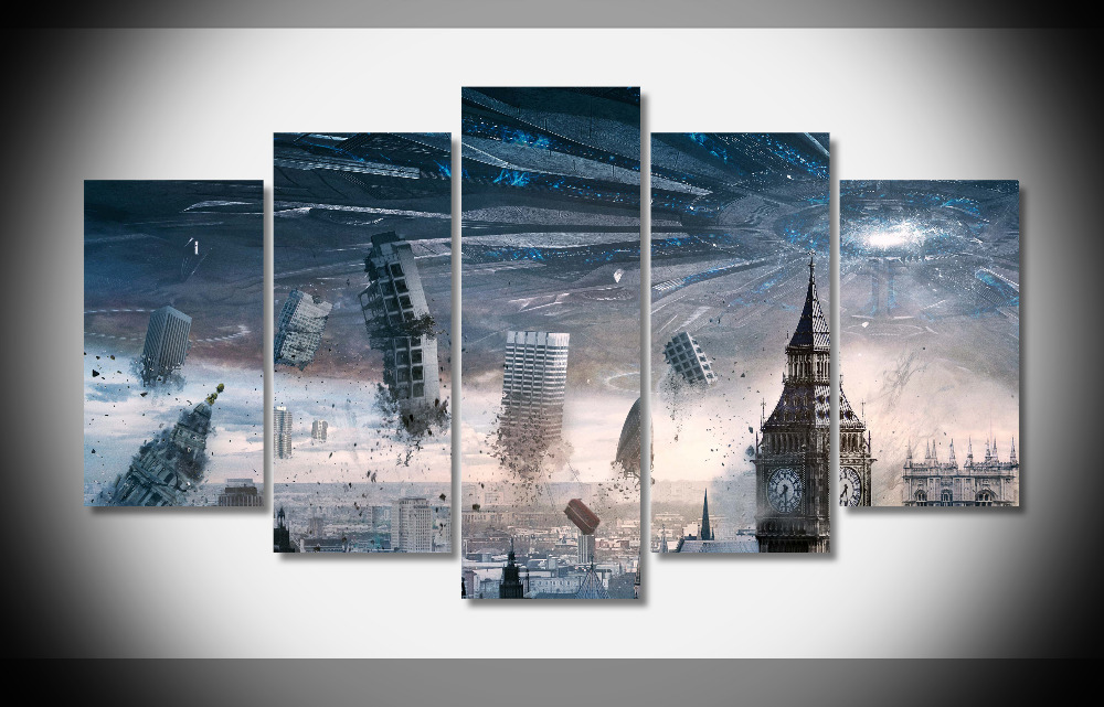 6950 independence day resurgence 2016 poster Framed Gallery wrap art print home wall decor  wall picture Already to hang 6950 independence day resurgence 2016 poster Framed Gallery wrap art print home wall decor  wall picture Already to hang
