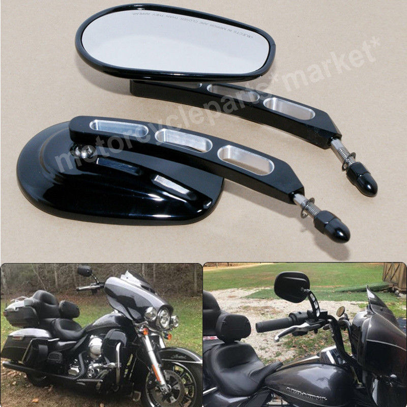 LARGE SMOOTH PAD TOURING HARLEY STREET GLIDE ROAD KING FLHX CLASSIC SPECIAL FLHR