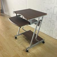 שולחן כתיבה שולחן מחשב מחברת מחשב נייד מתגלגל עם גלגלים לבית ריהוט משרדי מעמד מחשב נייד שולחן תלמיד