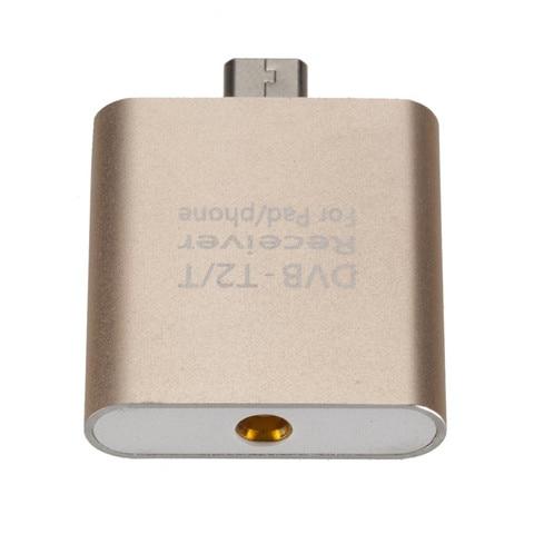 Vara com Antena para Telefones Android e Tablets Novo Digital Dognle Micro Usb Dvb-t Dvb-t2 Receptor 2020 hd tv