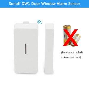 Sonoff DW1 Door Window Alarm S