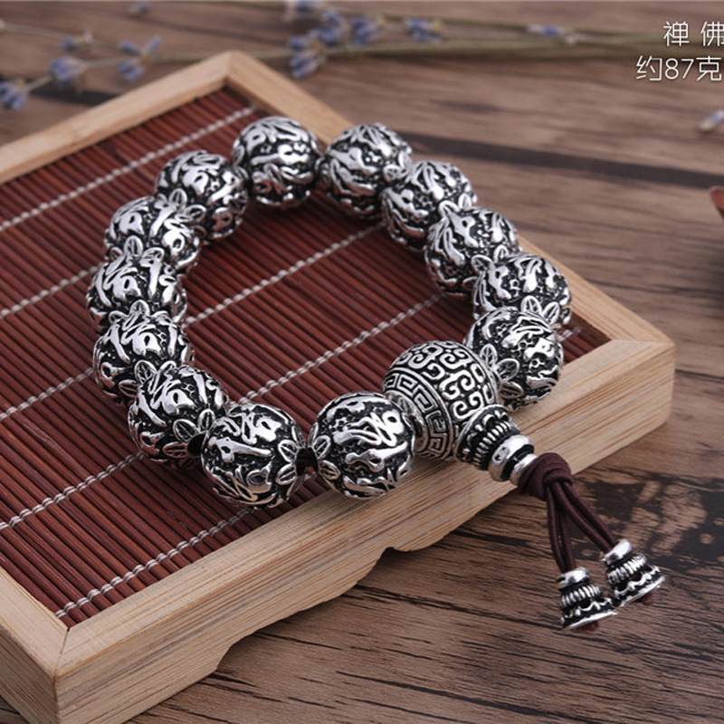 2019 Armbanden Voor Vrouwen String Word Bracelet Wholesale Buddhist Enlightenment Ornament Factory Direct Selling Beads Chain 2019 Armbanden Voor Vrouwen String Word Bracelet Wholesale Buddhist Enlightenment Ornament Factory Direct Selling Beads Chain