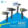 HPUSN Foto Handheld Steadycam Steady Estabilizador de Mano cámara de Cardán para GoPro Héroe SJCAM Xiao Yi Cámara Móvil